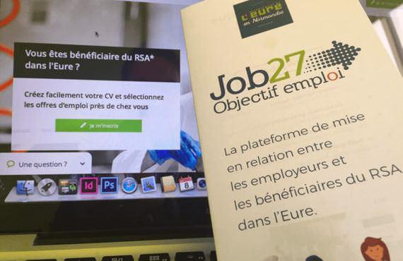 JOB27 : accélérer le retour à l'emploi
