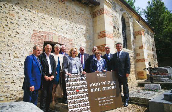 Restaurer le patrimoine culturel : Mon Village Mon Amour