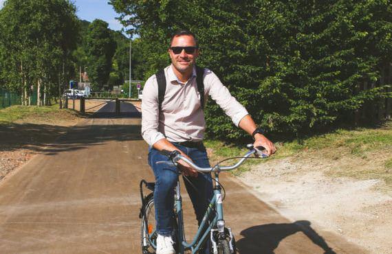 Aménager une voie verte ou une véloroute