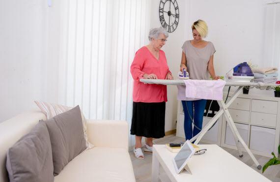 Une aide ménagère pour votre quotidien
