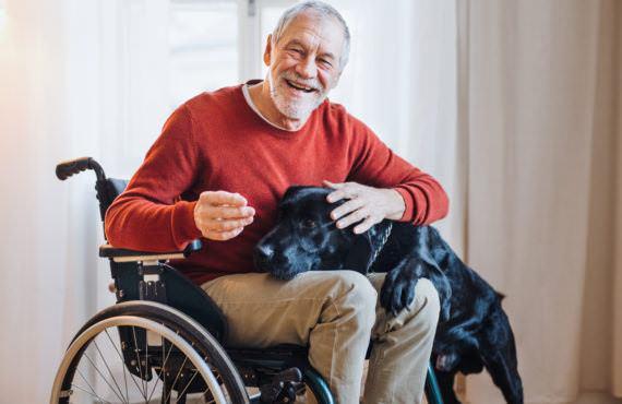Je recherche un foyer pour travailleur handicapé