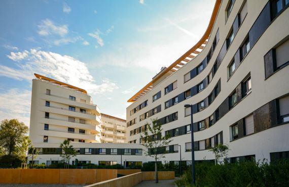 Création de logements locatifs sociaux