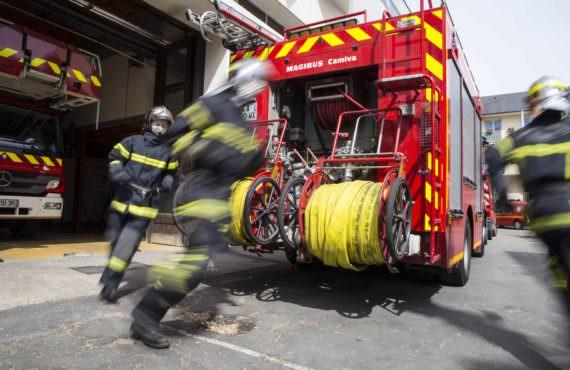Défense incendie : un plan d'aide pour aider les communes