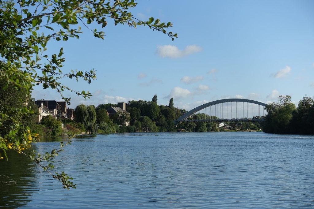 Pont arc à Saint-Pierre-du-Vauvray