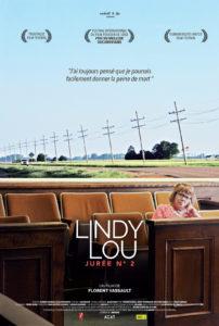 affiche du film documentaire linda lou juree numero 2