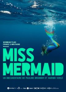 affiche du documentaire miss mermaid