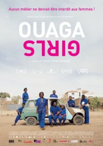 affiche du film Ouaga girls