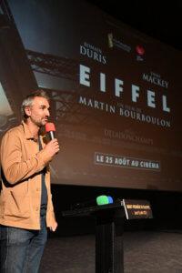 avant premiere du film eiffel au cinema pathe a evreux