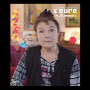 Portrait de Marie Murski, auteur, écrivaine