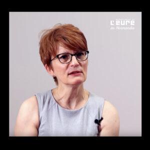 Portrait de Valérie Gall, psychologue